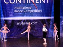 Dance Continent 2015